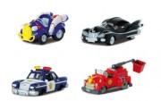 Auto Disney w skali 1:64 kolekcja 2 - Duck,Blot,Chief,Truck 1 szt.