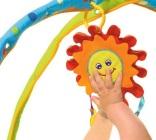 maty edukacyjne - Gimnastyka dla bobasa Słoneczny Dzień