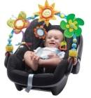 do wózka - Łuk z zabawkami - Słoneczny spacer