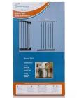 bramki bezpieczeństwa - rozszerzenia - Rozszerzenie bramki bezpieczeństwa Chelsea - 54cm (wys. 1m) - czarne