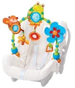 do wózka - Łuk z zabawkami - Leśni przyjaciele
