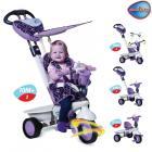 Pojazd/Rowerek Smart Trike 4w1 - Dream Touch Steering - fioletowy