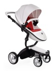 wózki dziecięce - Uzupełniający zestaw startowy do wózka mima Xari Flair - Ruby Red