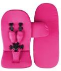 Zestaw kolorystyczny do wózka mima Xari Flair - Hot Magenta