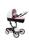 wózki  dziecięce - Uzupełniający zestaw startowy do wózka mima Xari Flair - Hot Magenta