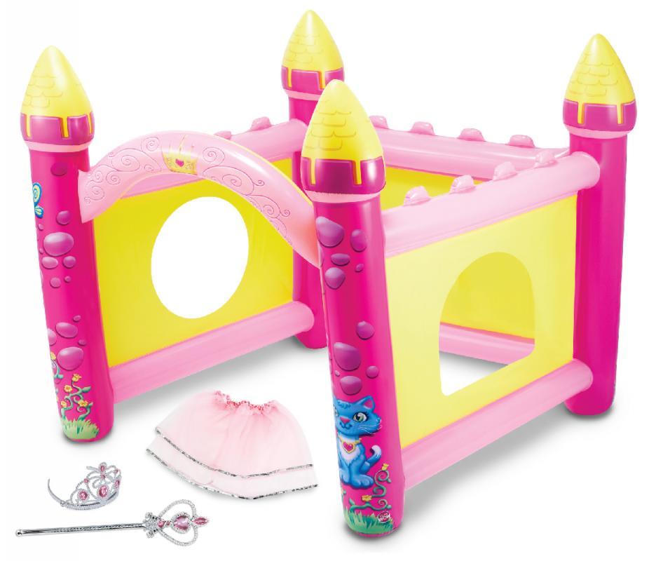 Nadmuchiwany zamek - Mała Księżniczka, Play Wow